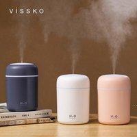 Essential Oils Diffusers Creative colorful cup air white humidifier table home car USB custom logo size 119*78*78mm EWA5547