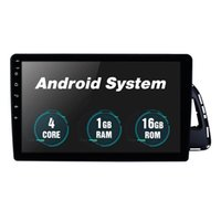 자동차 DVD GPS 네비게이션 10.1 인치 안드로이드 플레이어 2010-2017 Audi Q5 USB WiFi Aux 지원 DVR 3G