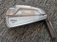Kompletter Satz von Clubs Romaro Ray-H Geschmiedet Eisen Golfeisen 4-9P
