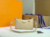 Origina alta qualidade bolsa fácil na bolsa de saco de cinta mulheres messenger handbags ripples de água tote chain ombro crossbody sacos carteiras