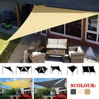 Shade Sun Shelter Sunshade Protection Outdoor Canopy Garden Patio Pool Sail Awning Camping Picnic Tent
