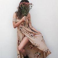 Estampado floral para mujer vestidos casuales moda solapa solapa cuello diseño camisa verano mulit estilo ropa
