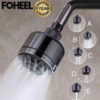 Foheel Função Completa Multifunction Multifuncted Water-Saving Saving Super Sprinkler Head 210903