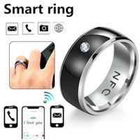 Anello intelligente multifunzionale per Android Technology Dito Smart Wear Digital Wearable Connect Cluster anelli