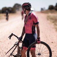 Siyah Koyun Triatlon Bisiklet Jersey Takım Elbise erkek Hızlı Kuru Bisiklet Giysileri Kısa Kollu MTB Yarış Yol Giyim Bisiklet Önlüğü Şort Set Setleri