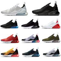 Sport 270 Turnschuhe Herren Laufschuhe AirMax 27c CNY Rainbow Ferse Trainer Road Star Platinum Jade Bred Frauen Run Sneaker Größe 36-45