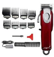 8148 Magic Clip Metall Haarschneider Elektrische Rasierer Männer Stahl Kopf Rasierer Trimmer Schwarz Gold Rot 2 Farbe Top Qualität