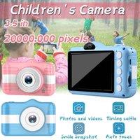 3,5-дюймовый мини цифровая детская камера HD 1080P милый мультфильм PO видео ЖК-игрушки для детей Детский день рождения подарок камеры