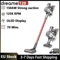 Dreame T20 Handheld Draadloze stofzuiger Intelligent All-Surface Borstel 25kpa All In One Dust Collector Floor Carpet Aspirator
