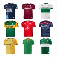 2021 GAA Kerry Tyrone Mayo Formalar Cork Meath Galway Dublin Ath Cliath Gaillimh Tipperary Ciobraio Arann Gaelic Rugby Gömlek
