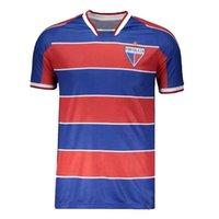 تايلاند 20/21 Mailleots de Football Fortaleza Soccer Jersey 2021 Alipio Gustavo Mineiro Jacare Pedro Sergio Edinho تخصيص قمصان المنزل