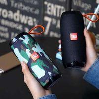 TG106 Portable sans fil Bluetooth Bluetooth Petite haut-parleur Perfection de vêtements en plein air Parlerr ARMPLY MP3 Music Joueurs USB FM PK TG116 TG117