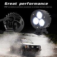 Working Light 2pcs LED Work 60W 6000K For Car Motorcycle Off Road Truck Headlights Waterproof Super Bright Spotlight Fog Lamp