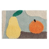 Carpets Fruit Area Rugs Bathroom Carpet Anti Slip Geometric House Entrance Kitchen Rug Floor Mats Welcome Doormat Home Decor