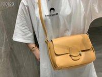 Evening Bags 2021 Soft Cowhy Underarm Bag Niche Design Pearl Stick Leather One-shoulder Oblique Cross-girl Wholesale