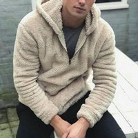 Men's Hoodies & Sweatshirts Top Selling Product In 2021 Fashion Hooded Pullover Sweatshirt Casual Plush Long Sleeve Clothing