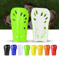 Elbow & Knee Pads Shin Guard Football Protectors Colorful Leg Guards Board Breathable Protective Volleyball Basketball Adult Boxing
