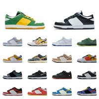 SB Dunk Sneakers Niedrige Skateboardschuhe Herren Womens Shadow Jackboys Diamant Raygun Viotech Road Sign Samba Laser Orange Casual Schuhe