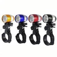 Bright Mini Flashlight for Cycling Household Sundries Strong Lighting Flashlights Mountain Headlight Bicycle Light Riding Equipment NHF7827