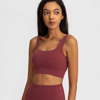 Sports Bra Underwear Women's Running High Shockproof Gathered Shaping Vest Yoga Back Fitness Tank Tops