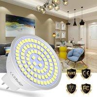Ampoules GU10 LED Ampoule E27 Spot Lumière 3W 5W 7W Lampe MR16 220V Lampes à économie d'énergie à la maison pour la chambre salon salle de bain ampoule