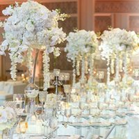 Vases Clear Acrylic Wedding Table Centerpieces For Flower Stand Base And Decorations AB0060