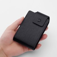 Card Holders Year Fashion Unisex Business Leather Wallet ID Holder Name Cards Case Pocket Organizer Money Phone Coin Bag