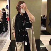 Lenço para mulheres Cashmere Oversized Clássico Verifique xailes e lenços Designer xale Shawl Luxo Senhoras Scarves Tamanho 180 * 70cm