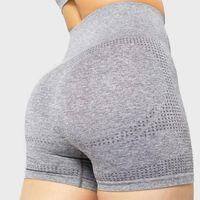 Yoga Kıyafetler Spor Koşu Salonu Şort Kadın Spor Kısa Spor Pantolon Yüksek Bel Eşofman Egzersiz Tayt Kadın Hayat Önemli Sorunsuz