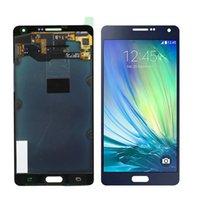 A700F 100% des panneaux super amolés testés pour Samsung Galaxy A7 2015 LCD A700FD A7000 A700S affichage écran tactile écran de rechange de remplacement