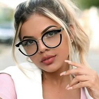امرأة شبه شفافة خلات النظارات البصرية الأزياء النظارات الإطار للنساء وصفة النظارات النظارات الإطار