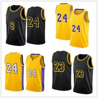 2021 Mens Jersey Kyle 0 Kuzma Anthony 3 Davis Basketball Shorts Basketball Jerseys Purple Yello