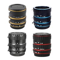 Auto Focus Macro Extension Tube Ring 13mm & 21mm 31mm For EO...