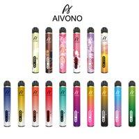 Aim Stick Disposable E-cigarettes Built-in 1400mah Battery 9.0ml Pre-Filled Vape pods 2500puffs starter Kit Bang pro max air bar lux
