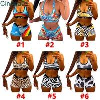 Bayan Mayo Tasarımcısı PSD Eşofmanlar 2 Parça Set Yelek Şort Yaz Bikini Kıyafetler Kazak Ince Nefes Fitness Mayolar