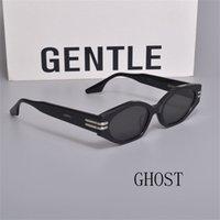 Gafas de sol de moda de alta calidad 2021 diseño de marca coreana suave fantasma aceate uv400 gafas sun vidrio mujeres hombres con estuche