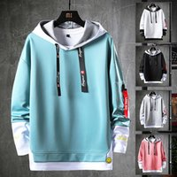 Men's sweater 2021 autumn new round neck fashion brand sweater men's long sleeve Hoodie clothes men's sweater