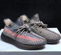 Kanye Hommes Femmes Chaussures de course Cendres Stone Bleu Cinder Yecheil Bred Oreo Désert Sage Sage Earth Draps Asriel Zebra Entraîneurs Sneakers avec boîte