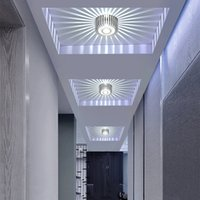 Modern Led Downlight Recessed Spot lights Leds Ceiling Lamp Surface Mounted Colorful Spots Light For Living Room Corridor Bar KTV Party