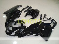 Bodywork Injection Fostings Kit Verkleidungskits für Ducati 999 749 999s 749s Cowlings 2003 2004 03 04 Free Custom Geschenk NICHT BACK TÜVER ALLE MATTE BALCK