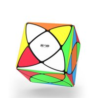 Qiyi super ivy velocidade cubo canto mastermorphix cubo mágico triângulo pirâmide cubos louco engrenagem cubo mago