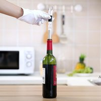 Hot-selling Wine Chiller 304 Stainless Steel Red Wine Popsicle Sticks Beer Cooler Useful Summer Bar Tools With Retail Packaging DWD6092