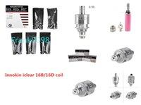 Innookin-Spule für Iclear 16 ClearoMizer Ersatz Dual Iclear16 Zerstäuberkopf 1.8Ohm / 2.1 ohm auf Lager