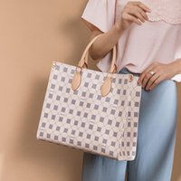 Evening Bags Casual Tote Handbags Luxury Designer Bag Business Large Capacity Ladies Shoulder Computer Beach Shopper