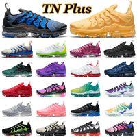 air vapormax plus vapor max tn chaussures de course hommes triple noir blanc obsidienne femmes baskets baskets sports de plein air