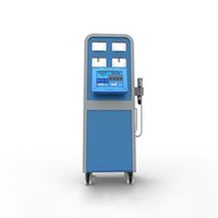 2 in 1 professional freezing fat-reducing machine fat-reducing shock wave treatment instrument freezing fat-dissolving equipment