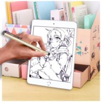 Pen Capacitive Screen Highly sensitive Touch Pen For Iphone6 6Plus Iphone5 4 SamsungGalaxyS5 S4 Note4 Note3 Universal Stylus Tablet pens