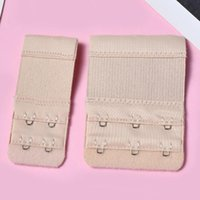 Bras 6pcs Underwear Extender-strap Women Soft Comfortable Bra 2 & 3 Hooks Extender Strap Adjustable Extension Clip Expander
