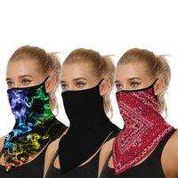 Outdoor Print Seamless Ear Mask Sports Scarf Neck Tube Face Riding Men Women Magic Cycling Caps & Masks