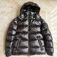 Мужская куртка вниз Parkas Classic повседневная зимние пальто наружного перья Серьба с теплой одеждой Homme Unisex Shot Wirewear Wirewear Coot Cold Collection